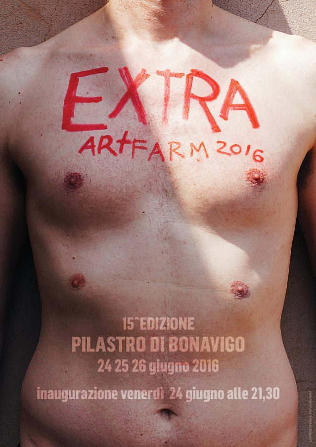 "Artfarm Pilastro 2016 ""EXTRA"""