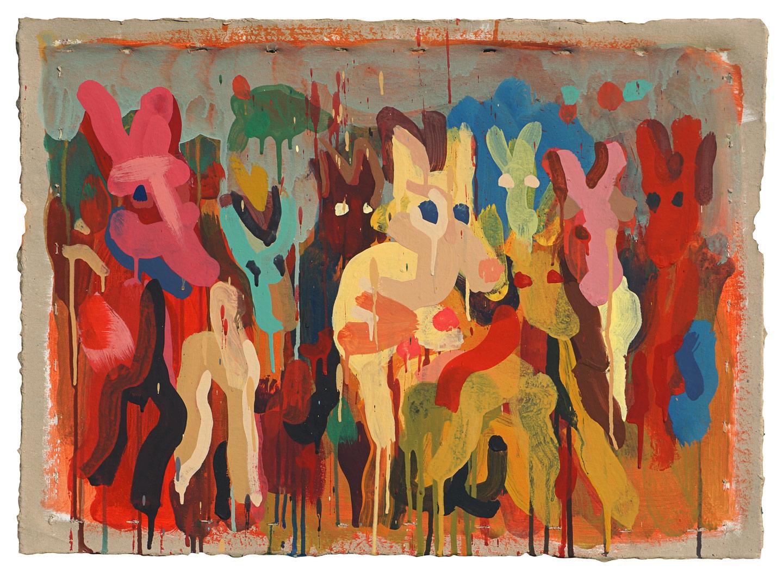 Steve Ingham, Mandria (Herd), 2017