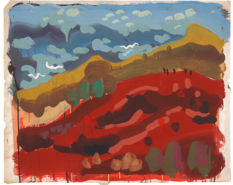 Steve Ingham - Red Hill