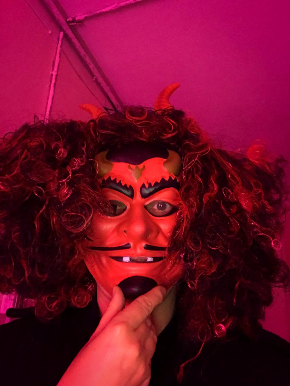 Halloween at the Ca' Zeppa