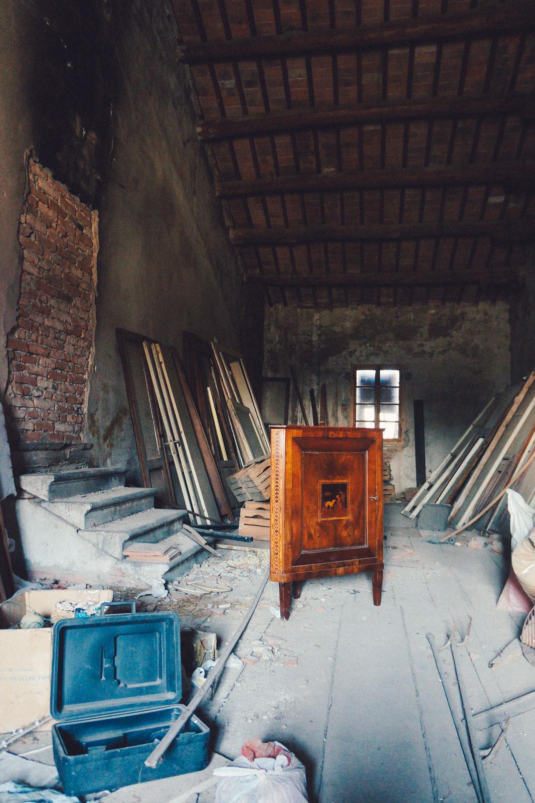Artfarm Pilastro attic