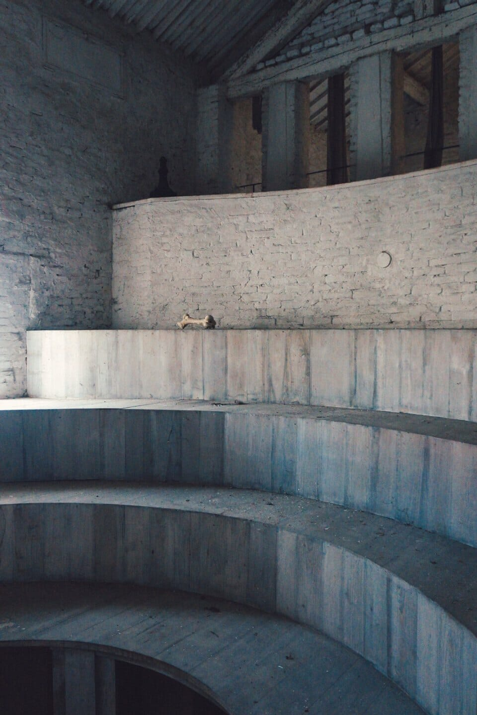 Artfarm Pilastro business - Teatrino in Sanguinetto.