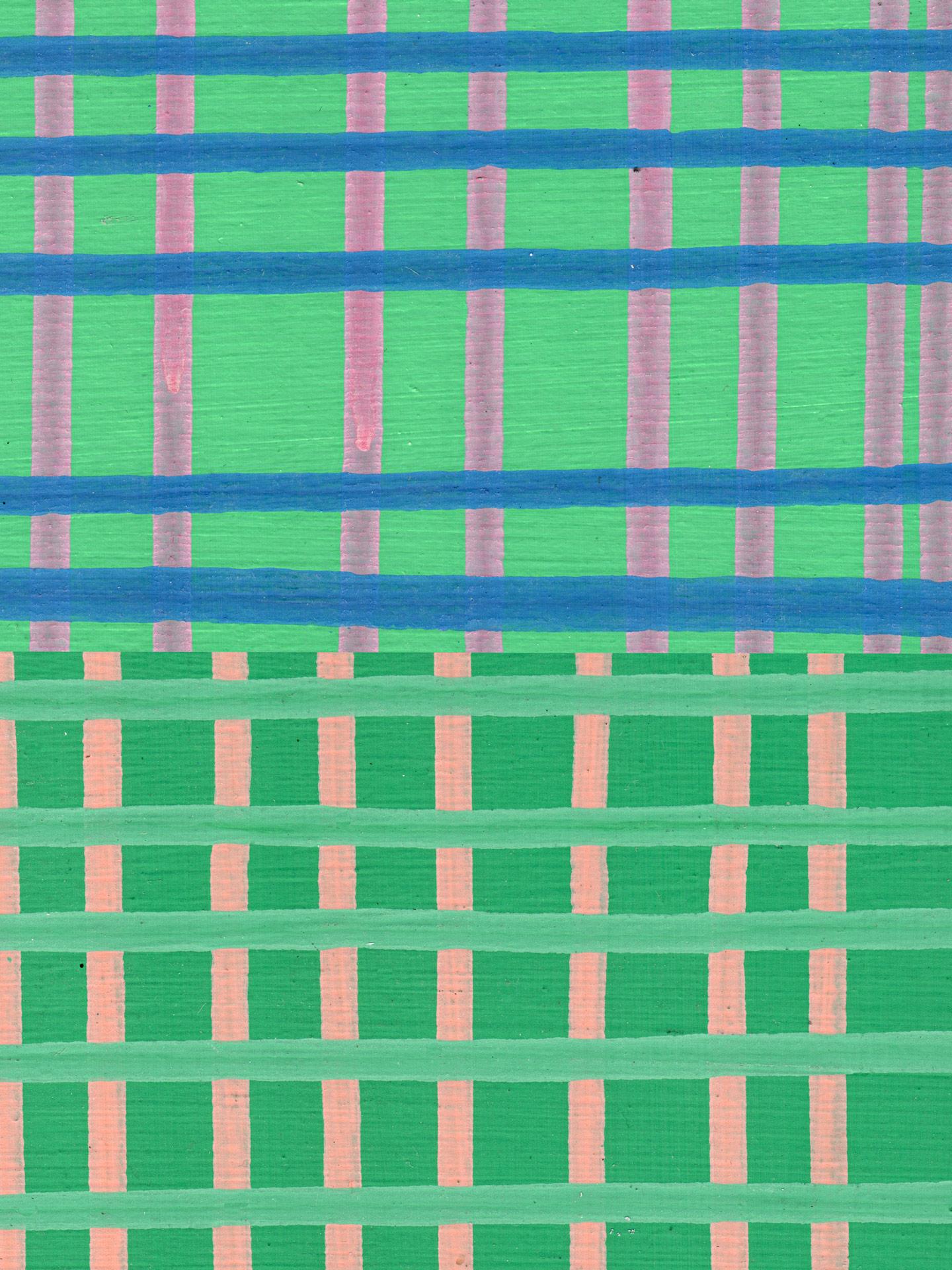 Steve Ingham - Drip Grids - Art Farm Grid '18