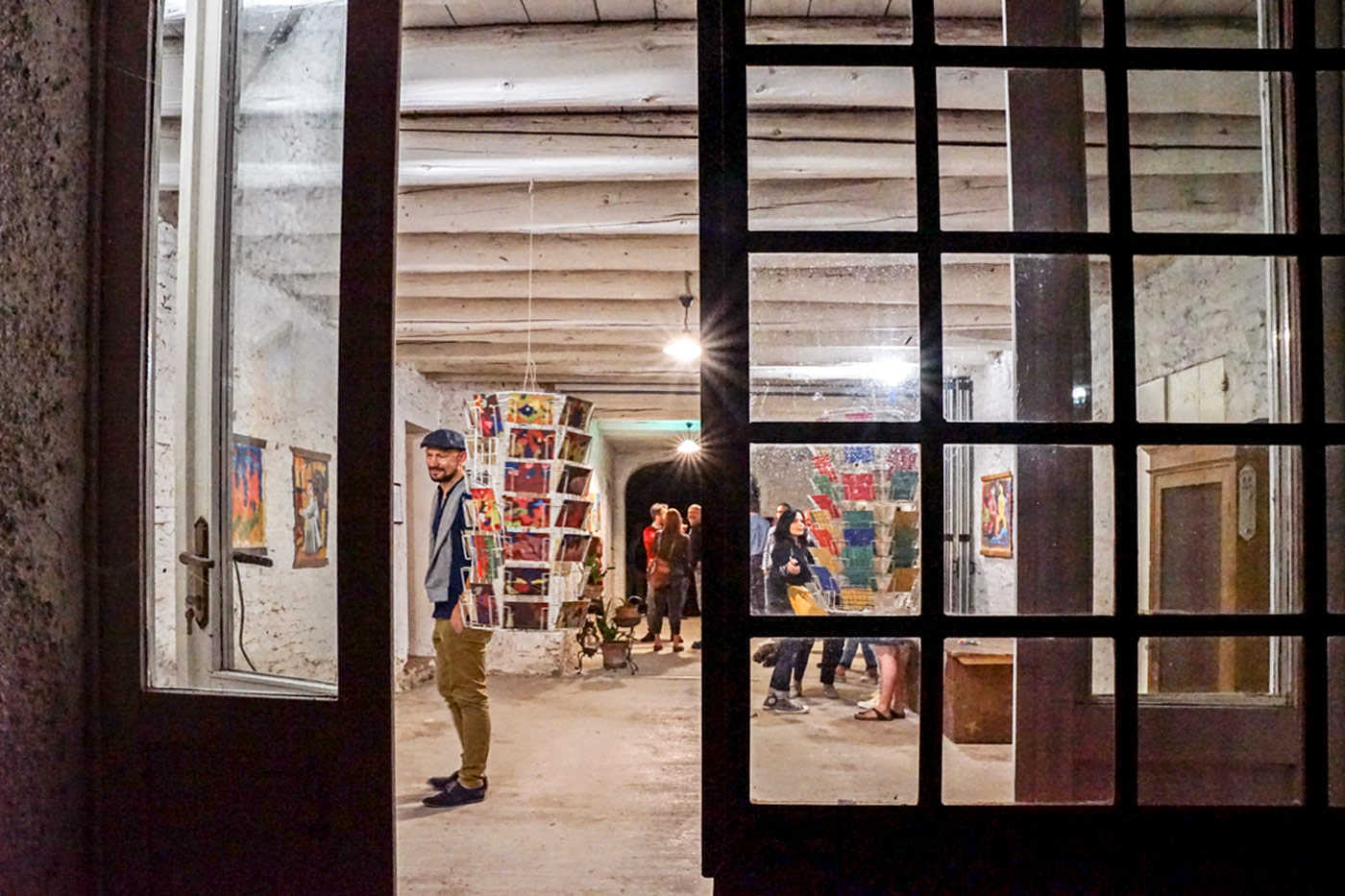 Steve Ingham - Tanguy Houseplants - Art Farm 2018