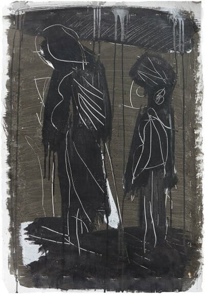 Steve Ingham, Mother and Son, 2019