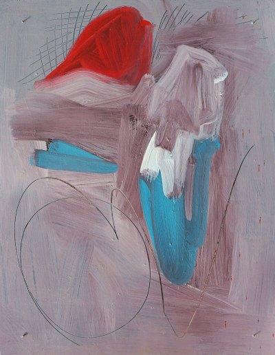Steve Ingham, Woodpecker, 2019.